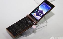 """Samsung chính thức ra mắt điện thoại nắp gập cấu hình khủng, giá siêu """"chát"""""""