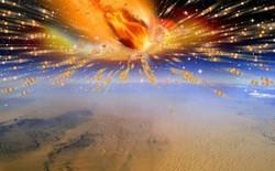 """Sao chổi """"tấn công"""" Trái đất tạo ra biển thủy tinh"""