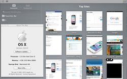Hướng dẫn cài Safari trên OS X Mavericks 10.9 cho OS X 10.8