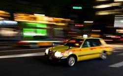 Taxi ở Nhật Bản có thể báo động nếu khách để quên đồ