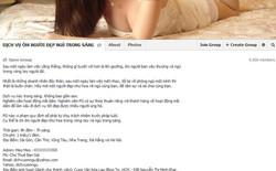 """Sự thật về dịch vụ """"Ngủ ôm trong sáng, không sex"""" trên mạng"""