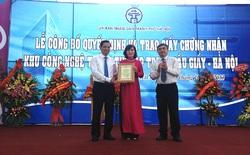 Ra mắt Khu CNTT tập trung đầu tiên của Hà Nội