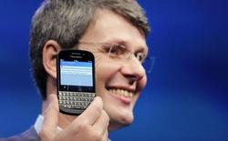 BlackBerry công bố báo cáo tài chính quý II: Doanh thu 1,6 tỷ USD những vẫn lỗ to