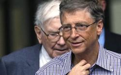 'Warren Buffett và Bill Gates nên lập quỹ khởi nghiệp, chứ không phải là quỹ từ thiện'