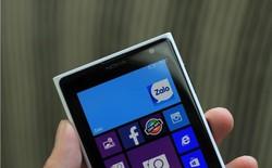 Cảm nhận Zalo trên Windows Phone 8