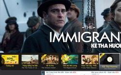 """Website cung cấp phim """"lậu"""" công khai thu phí người xem"""