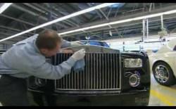[Video] Xem chiếc siêu xe Rolls Royce Phantom được sản xuất như thế nào