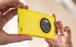 Lumia 1020 chụp ảnh đẹp hơn sau khi cập nhật phần mềm
