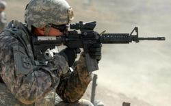 Lính Mỹ khốn khổ vì súng tiểu liên M4 quá tệ