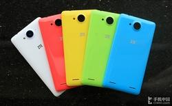 ZTE ra smartphone camera 13 megapixel, giá dưới 3 triệu đồng