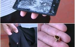Lumia 520 hứng đạn cứu sống chủ nhân