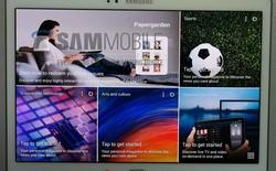 Ảnh thực tế đầu tiên của tablet Galaxy Tab S 10.5 màn hình 2K