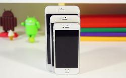 Mô hình iPhone 6 màn hình 5,5 inch dài hơn cả Galaxy Note 3
