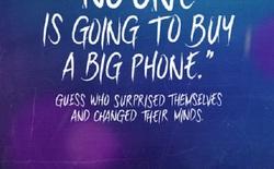 """Vừa ra mắt, iPhone 6 đã bị Samsung """"đá xoáy"""""""