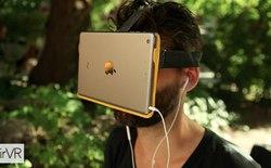 Phụ kiện AirVR biến iPad mini, iPhone 6 thành máy thực tại ảo