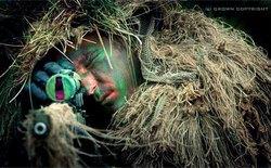 [Video] Thử tài - Bạn có phát hiện được 30 lính bắn tỉa trong clip này?