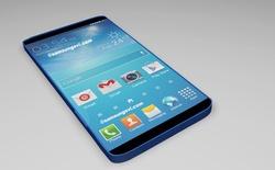 Galaxy Note 4 tích hợp màn hình 2K 5,7 inch?