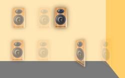 Cách bố trí giúp loa cho chất lượng âm thanh tốt hơn