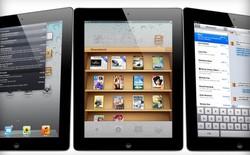 iPad sẽ sớm có bản vàng sâm panh