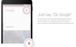 Thủ thuật giúp khởi động OK Google ở bất kỳ màn hình nào trên Android