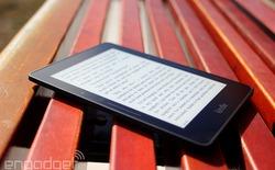 Máy đọc sách Kindle Voyage bắt đầu được bán, giá gần 6 triệu đồng