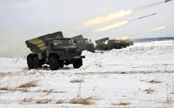 Lục quân Nga được trang bị hệ thống phóng tên lửa Tornado thế hệ mới
