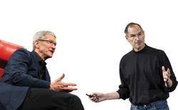Tim Cook mãi là cái bóng của Steve Jobs?