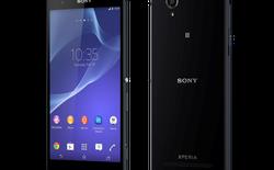 Xperia T2 Ultra màn hình 6 inch chính thức trình làng