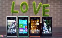 Nokia Lumia 730 chuyên 'tự sướng' giá 5 triệu đồng ở VN