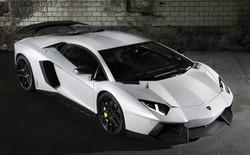 [Video] Xem siêu xe Lamborghini Aventador được sản xuất như thế nào