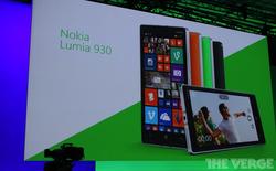 Nokia Lumia 930 chính thức ra mắt giá 600 USD bán trong tháng 6