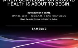 """Samsung sắp tổ chức sự kiện """"bàn luận về sức khỏe"""""""