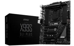 MSI hé lộ hình ảnh của bo mạch chủ X99 mới