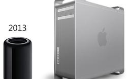 Mac Pro 2013 tiết kiệm hơn model cũ như thế nào?