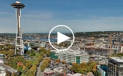 Ảnh góc rộng thành phố Seattle độ phân giải 20 gigapixel siêu nét