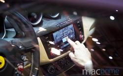 Phó chủ tịch marketing iOS trực tiếp tới dự buổi giới thiệu CarPlay trên Ferrari