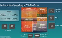 Qualcomm ra mắt bộ đôi chip 64 bit Snapdragon 808 và Snapdragon 810