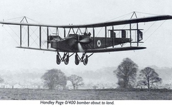 Khoa học công nghệ trong chiến tranh thế giới thứ I: Máy bay