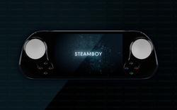 Steamboy - máy chơi game cầm tay với màn hình 5 inch cùng cấu hình mẽ