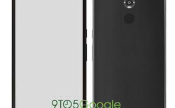 Lộ cấu hình Nexus 6: Màn hình 5,92 inch, RAM 3 GB, pin 3.200 mAh