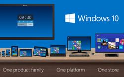 Microsoft: Tất cả điện thoại Windows Phone 8 đều được cập nhật lên Windows 10