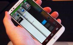 Cộng đồng mạng xôn xao vì tỉ lệ lỗi màn cảm ứng của LG G2 tăng cao?