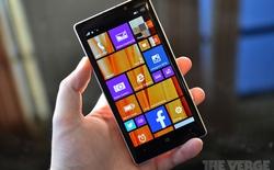 Ảnh thực tế Lumia 930, bản quốc tế của Lumia Icon