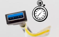 Những công cụ giúp kiểm tra tốc độ của USB