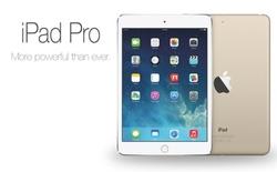 Sẽ không có iPad Pro và iPad mini 3 trong năm nay