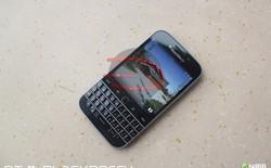 Thêm ảnh thực tế về Blackberry Classic: hội tụ nhiều nét đẹp cổ điển