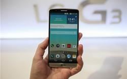 LG chính thức ra mắt G3: nắp lưng giả kim loại, màn hình QuadHD, camera lấy nét siêu nhanh