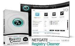 NetGate Registry Cleaner - Dọn dẹp và tối ưu Registry
