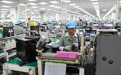 8 tháng, xuất khẩu điện thoại và linh kiện đạt 15,2 tỷ USD