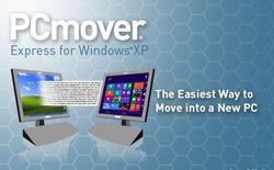 Di chuyển dữ liệu và cài đặt từ Windows XP sang Windows 7/8/8.1